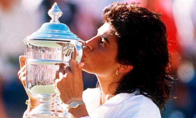 31 años del US Open de Gabriela Sabatini