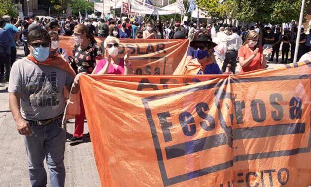 La Rioja: Paro y movilización de les profesionales de la Salud
