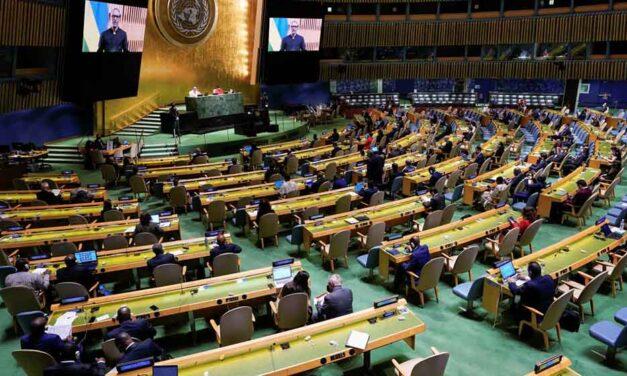 Asamblea de las Naciones Unidas: discursos polémicos más allá del COVID