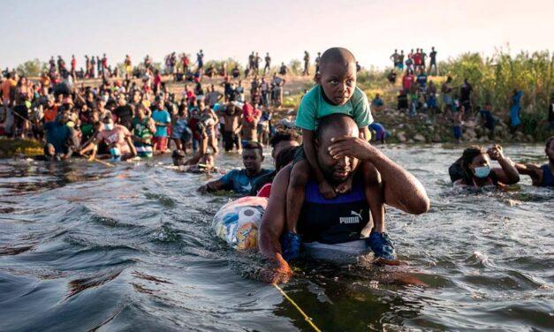 EEUU: masiva deportación de migrantes haitianes