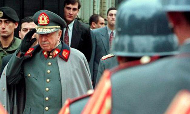 A 48 años del golpe militar en Chile: NUNCA MÁS