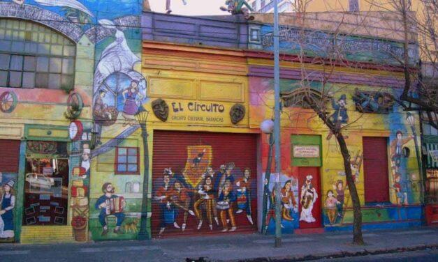 Campaña solidaria para salvar al Circuito Cultural Barracas