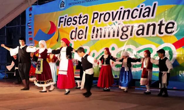 Vuelve la Fiesta Provincial del inmigrante en Berisso
