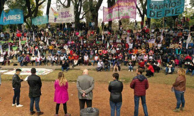 Alternativa Ciudadana presentó a sus candidates en Parque Lezama