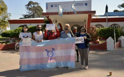 Santa Rosa: el colectivo travesti trans se movilizó por puestos de trabajo
