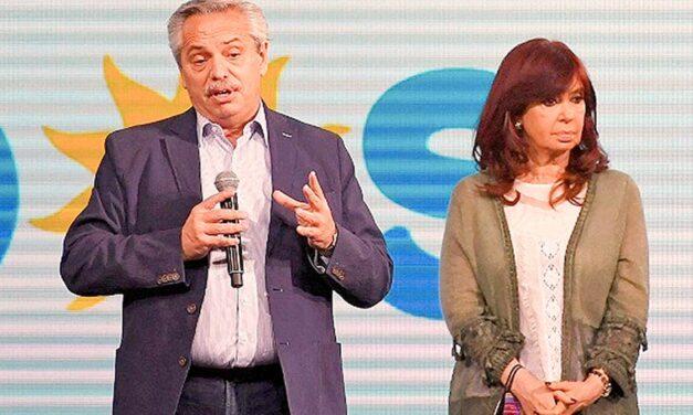 La carta pública de Cristina Kirchner frente a la derrota en las PASO