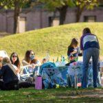 Día del Estudiante al aire libre