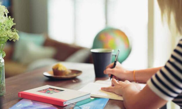 La importancia de la escritura como método terapéutico
