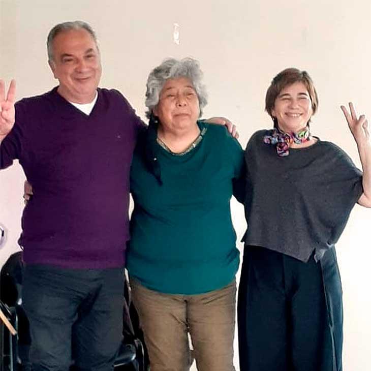 Red Provincial de Mujeres Libres de Violencias