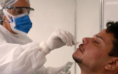 Se podrán realizar hisopados apenas aparezcan síntomas de Covid