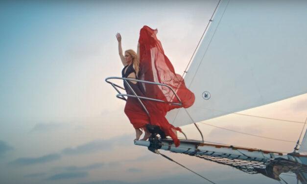 "Paulina Rubio presenta ""Yo soy», su nuevo single"