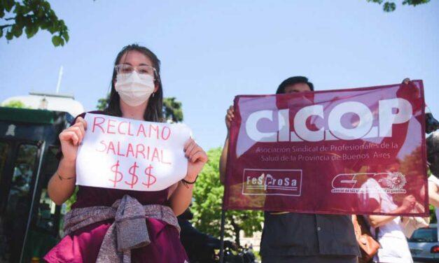 La CICOP rechazó el cierre de paritarias