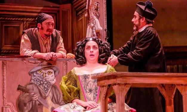 «La comedia es peligrosa»,  una obra que narra la historia del Teatro Cervantes