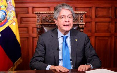 El presidente de Ecuador declaró el estado de sitio para combatir el narcotráfico
