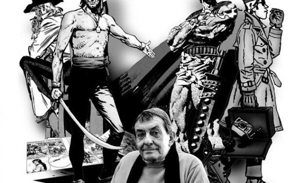 Falleció Robin Wood, el guionista de historietas icónicas