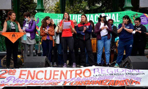 Segundo Encuentro Regional de Mujeres, Lesbianas, Travestis, Trans, Bisexuales y No Binaries