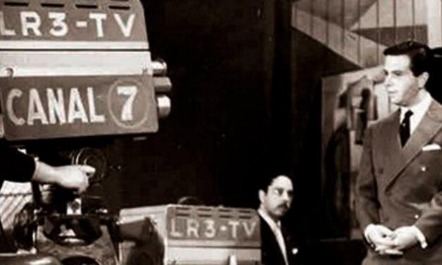 La televisión argentina cumple 70 años