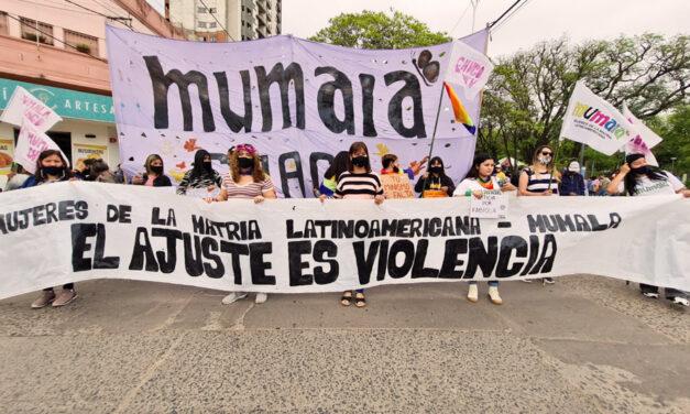 Chaco: 36°Encuentro Plurinacional de Mujeres, Lesbianas, Travestis trans, No Binaries+