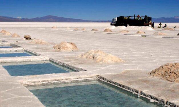 Mesa del litio: buscan crear la Región Minera en el norte del país