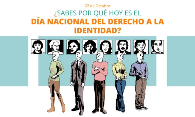 Día Nacional por el Derecho a la Identidad
