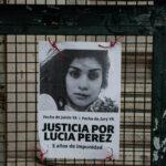 Cinco años del femicidio de Lucía Pérez