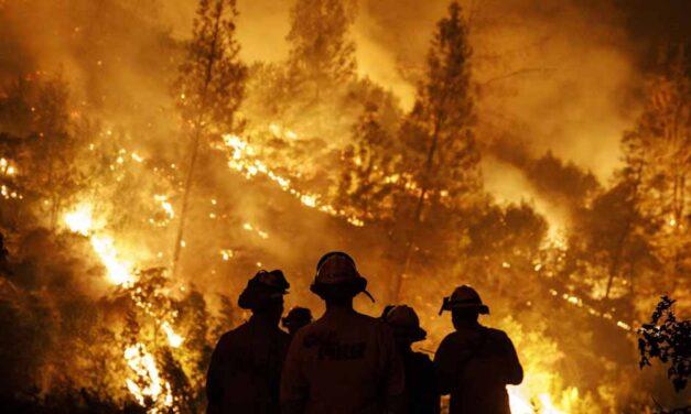 Continúan los incendios en Córdoba
