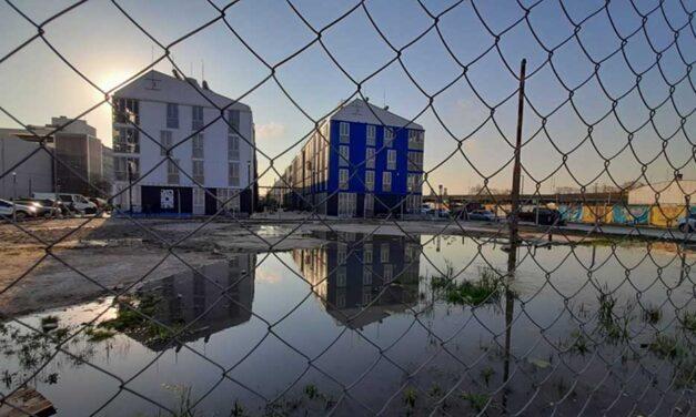 Crisis habitacional en las viviendas nuevas del sector YPF del Barrio Mugica