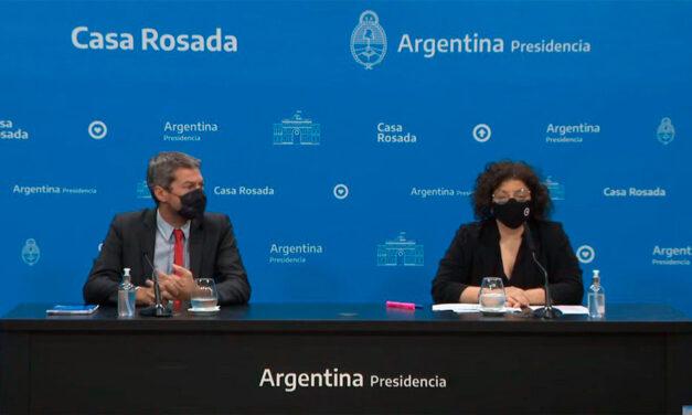 Covid 19: novedades en la vacunación en Argentina