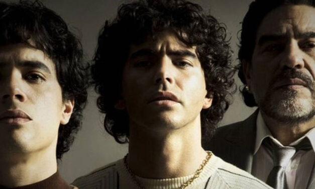 """""""Maradona: Sueño Bendito"""", la serie que retratará la vida del astro argentino"""