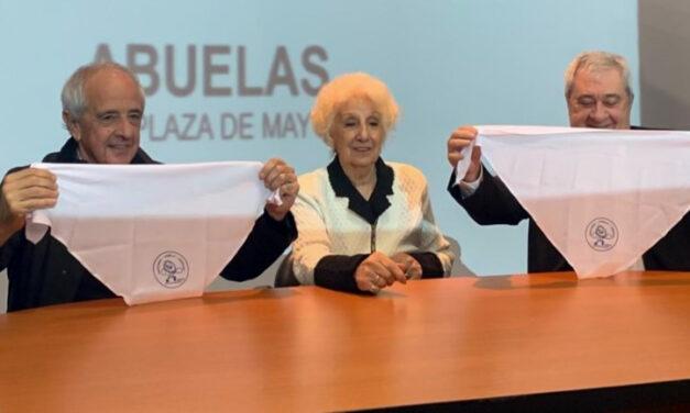 Boca, River y Abuelas de Plaza de Mayo firmaron un acuerdo histórico