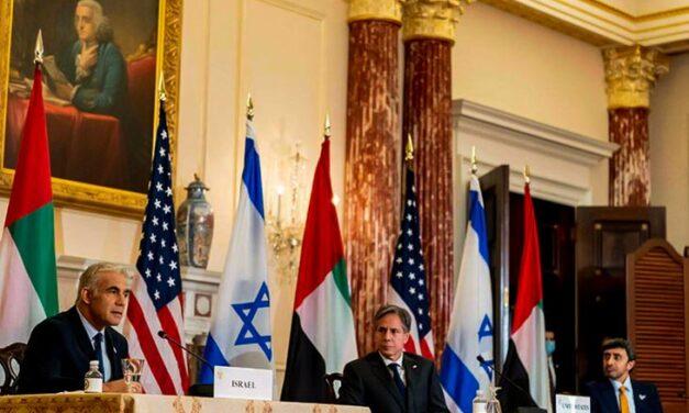 Advertencia de Estados Unidos e Israel por la desnuclearización de Irán