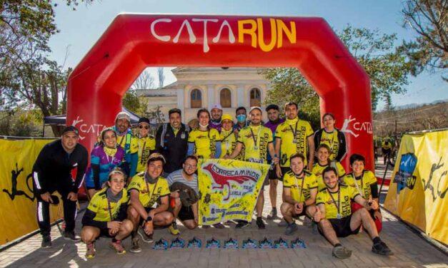 La Rioja: Correcaminos team, una carrera que promueve la salud y la solidaridad